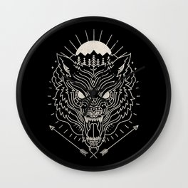 BEAST MODE Wall Clock