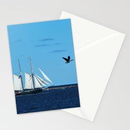 Sails & Geese Stationery Cards