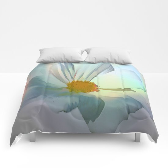 Soft Rainbow Cosmo Comforters
