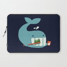 Brush Your Teeth Laptop Sleeve