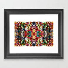 Burora Aorealis Redeux #3 Framed Art Print