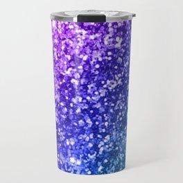 Glitter Ocean Travel Mug