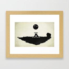 Zelda Majoras Mask - Termina Framed Art Print
