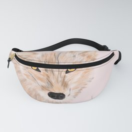 Indian wolf Fanny Pack