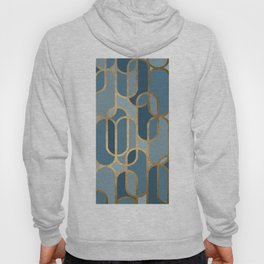 Art Deco Graphic No. 167 Hoody