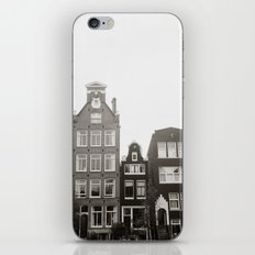 { teeny houses } iPhone & iPod Skin