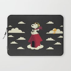 Snoopy - Red Baron Laptop Sleeve