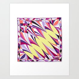Pucci Art Print