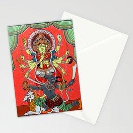 Hindu Durga 5 Stationery Cards