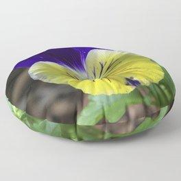 Vivid Viola Floor Pillow
