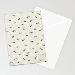 Mantis & Locusta Stationery Cards