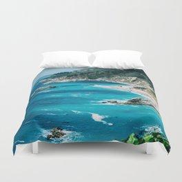 Big Sur California Duvet Cover