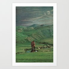 love's young dream Art Print
