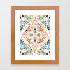 Wonderland in Spring Framed Art Print