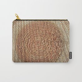 Oak Rings Carry-All Pouch