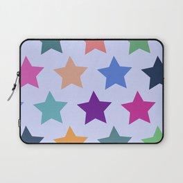 Colorful Stars Laptop Sleeve