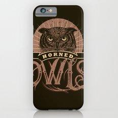 Team Owl Slim Case iPhone 6s