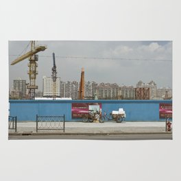 Construction site Rug