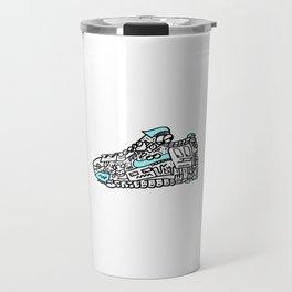 Air Max Scribblez Shoe - Mr Scribblez Travel Mug