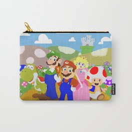 Mario & friends Carry-All Pouch