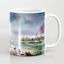 The last goose Coffee Mug