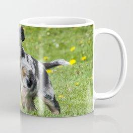 Live Life like a Puppy Coffee Mug