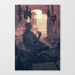 TW3: Bygones Canvas Print