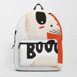 Booooks Halloween Ghosts Book Backpack
