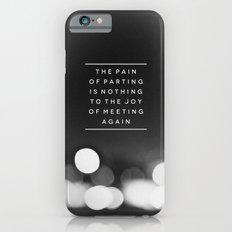 Parting Slim Case iPhone 6s