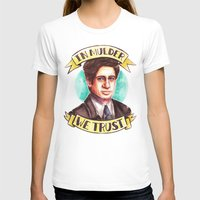 mulder T-shirts featuring In Mulder We Trust by Tiffany Willis
