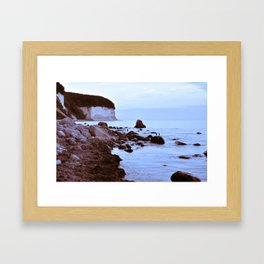 Baltic - Isle of Ruegen Framed Art Print