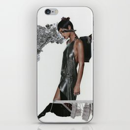 Bad Gal RiRi iPhone Skin