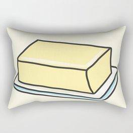 Butter Rectangular Pillow