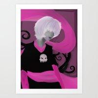 Grimdark Art Print