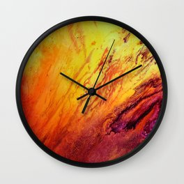 Relentless Wall Clock
