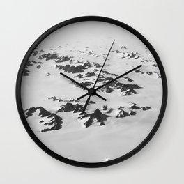 Greenland #3 Wall Clock