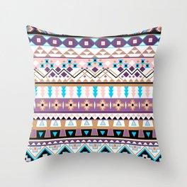 Aztec jazz 2013 Throw Pillow