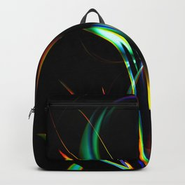 Abstract perfection 202 Backpack