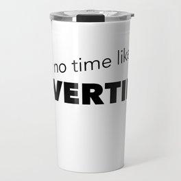 Overtime Travel Mug