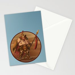 Monster of the Week: The Gladiator Stationery Cards