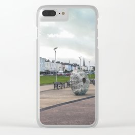Dun Laoghaire Clear iPhone Case
