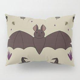 Adorable Bats Pillow Sham