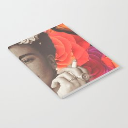 Frida Cigarettes Notebook