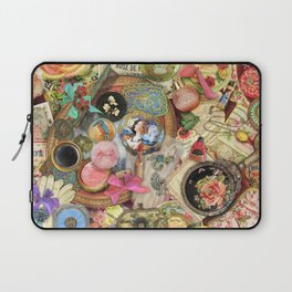 Vintage Vanity Laptop Sleeve