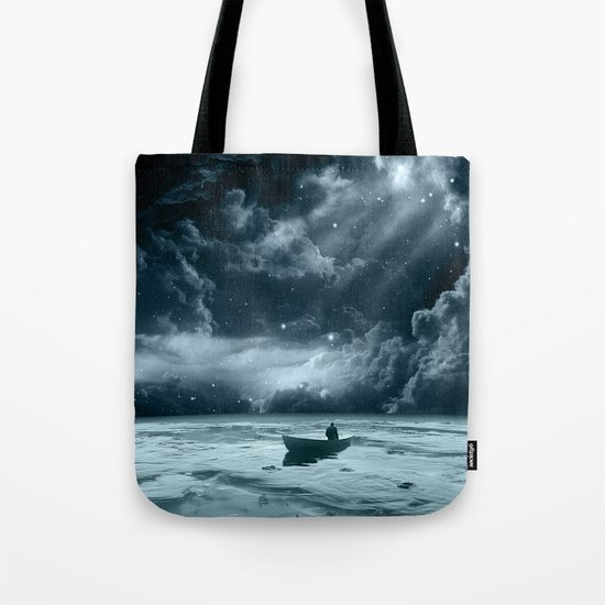 Without a Paddle Tote Bag