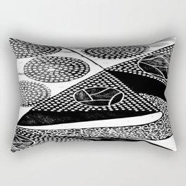 Power Magnet Rectangular Pillow