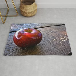 Apple at the Table - The Peace Collection Rug
