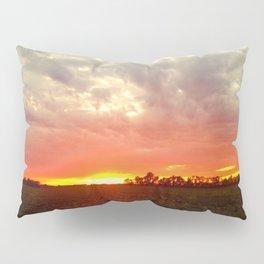 Chasing fire       (Curtain panel #2) Pillow Sham