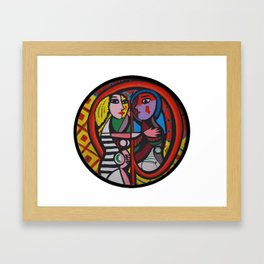 Marriage Framed Art Print
