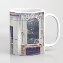 Restoration Behind Glass Coffee Mug